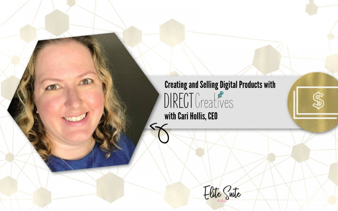 Creating and Selling Digital Products with Direct Creatives