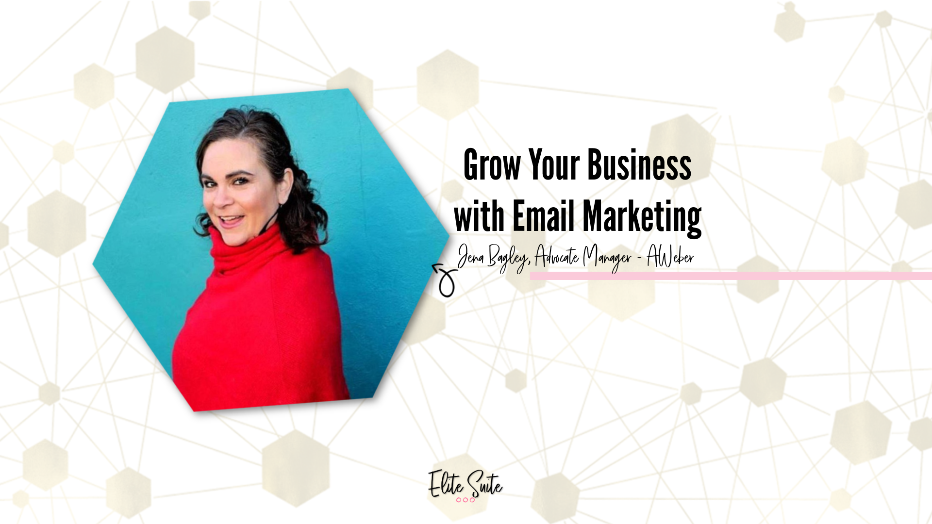 Grow Your Business with Email Marketing - Masterclass Title Overlay