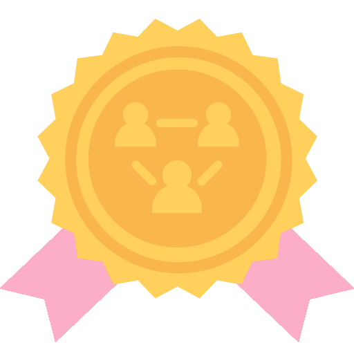 Congratulations! You've earned a badge for joining your first Mastermind!