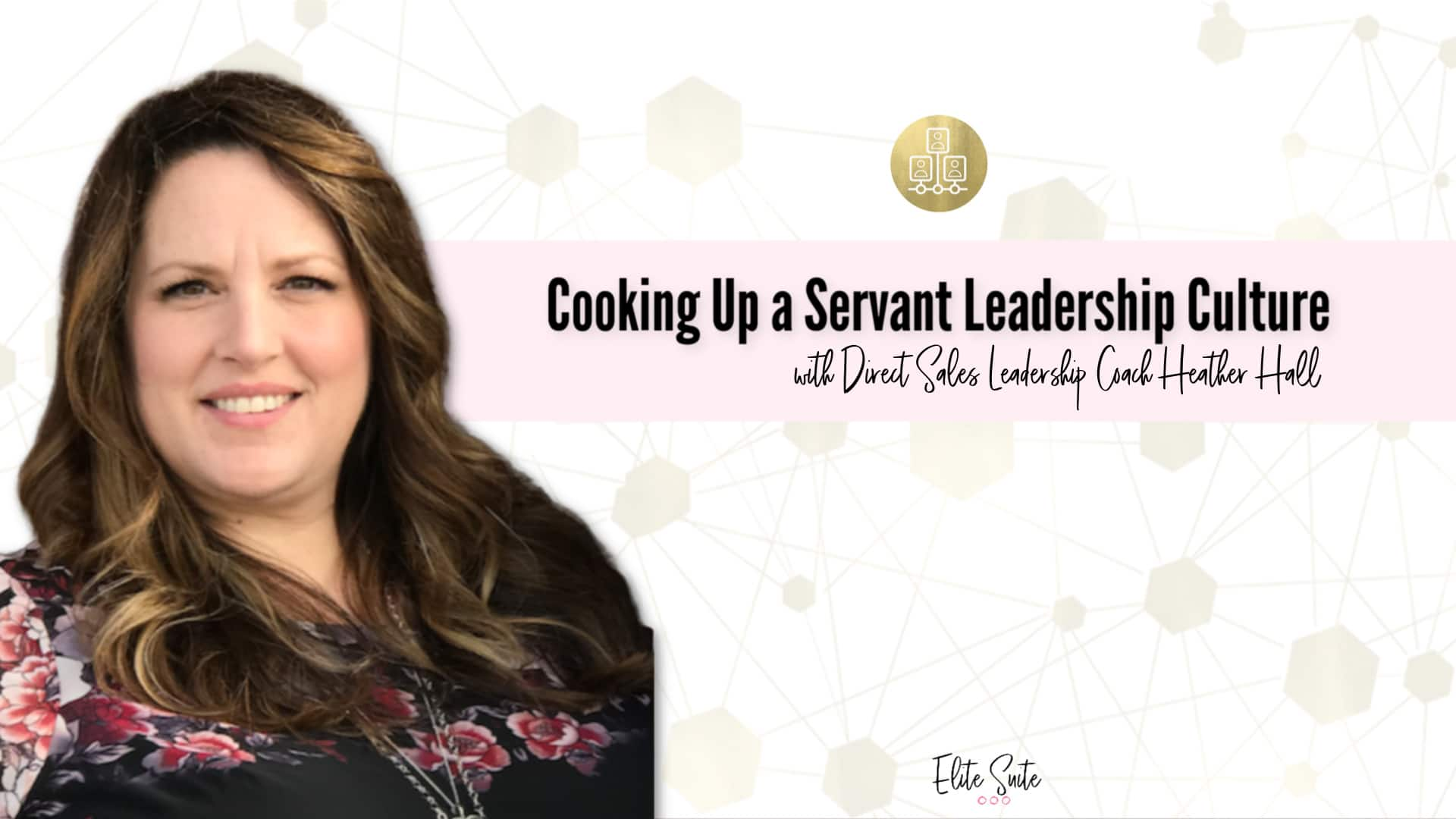 Cooking Up a Servant Leadership Culture Masterclass title overlay