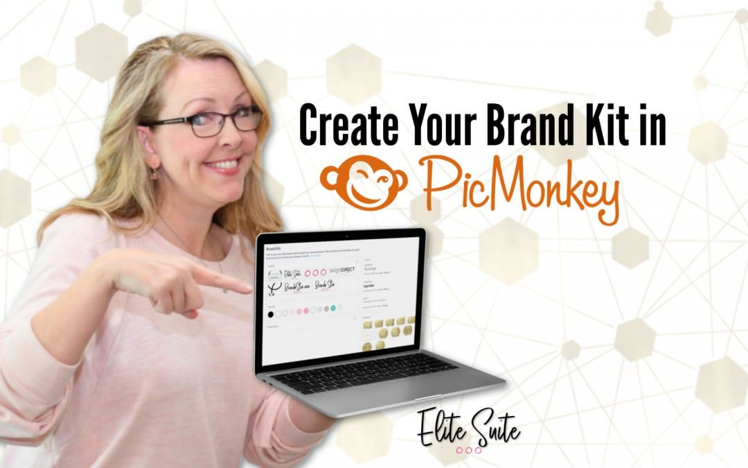 Creating Your Brand Kit in PicMonkey