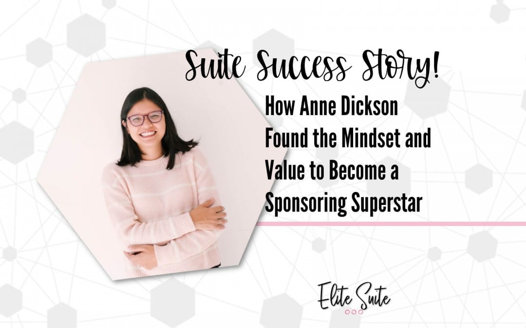 Suite Success Story:  Becoming a Sponsoring Superstar