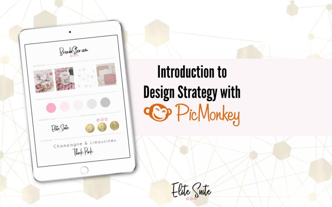 Introduction to Design Strategy with PicMonkey