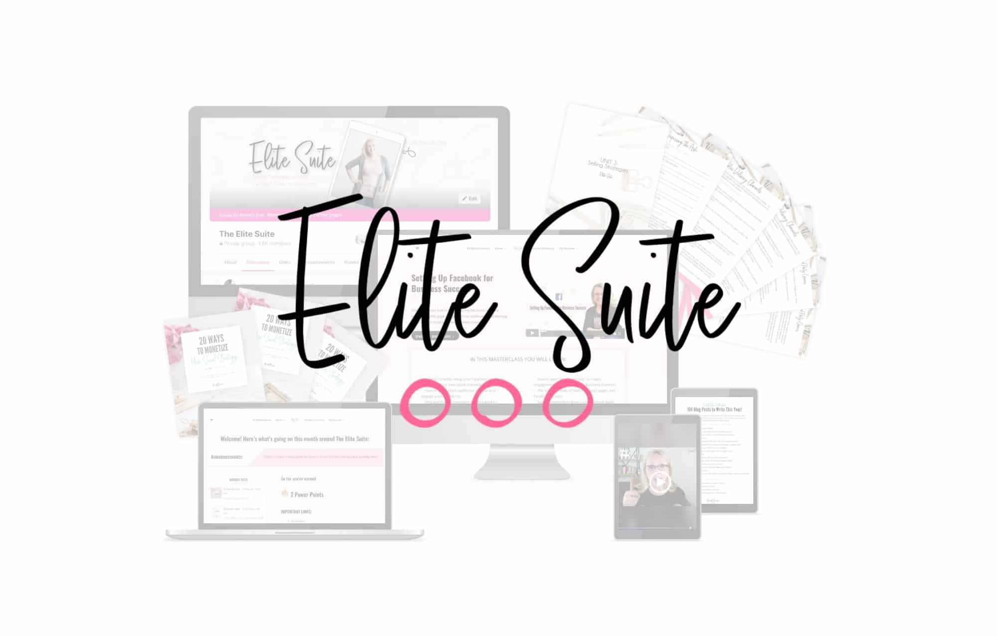 te TSuie - social marketing and business strategy training for direct sellers